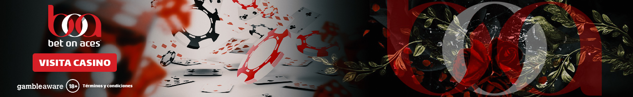 Bet on aces banner